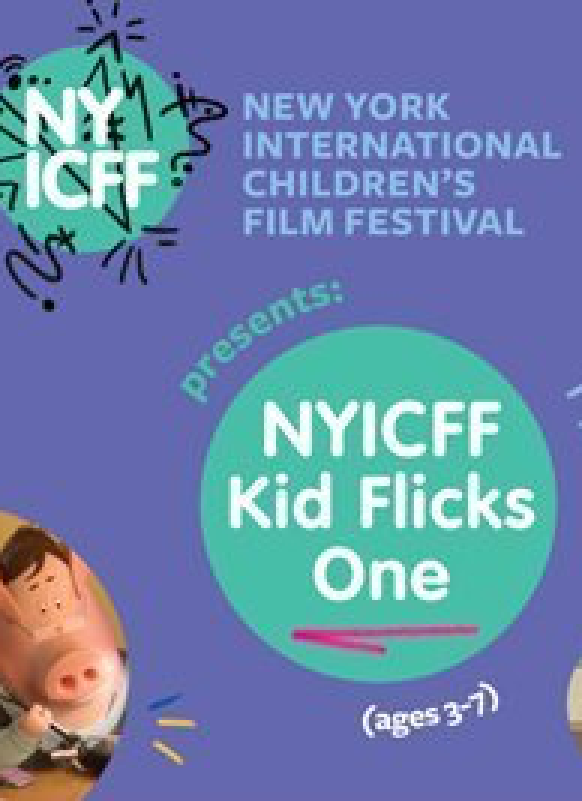 Poster for NYICFF Kid Flicks