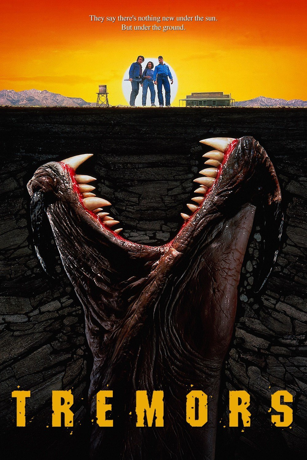 Poster for Tremors