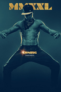 Poster for Magic Mike XXL