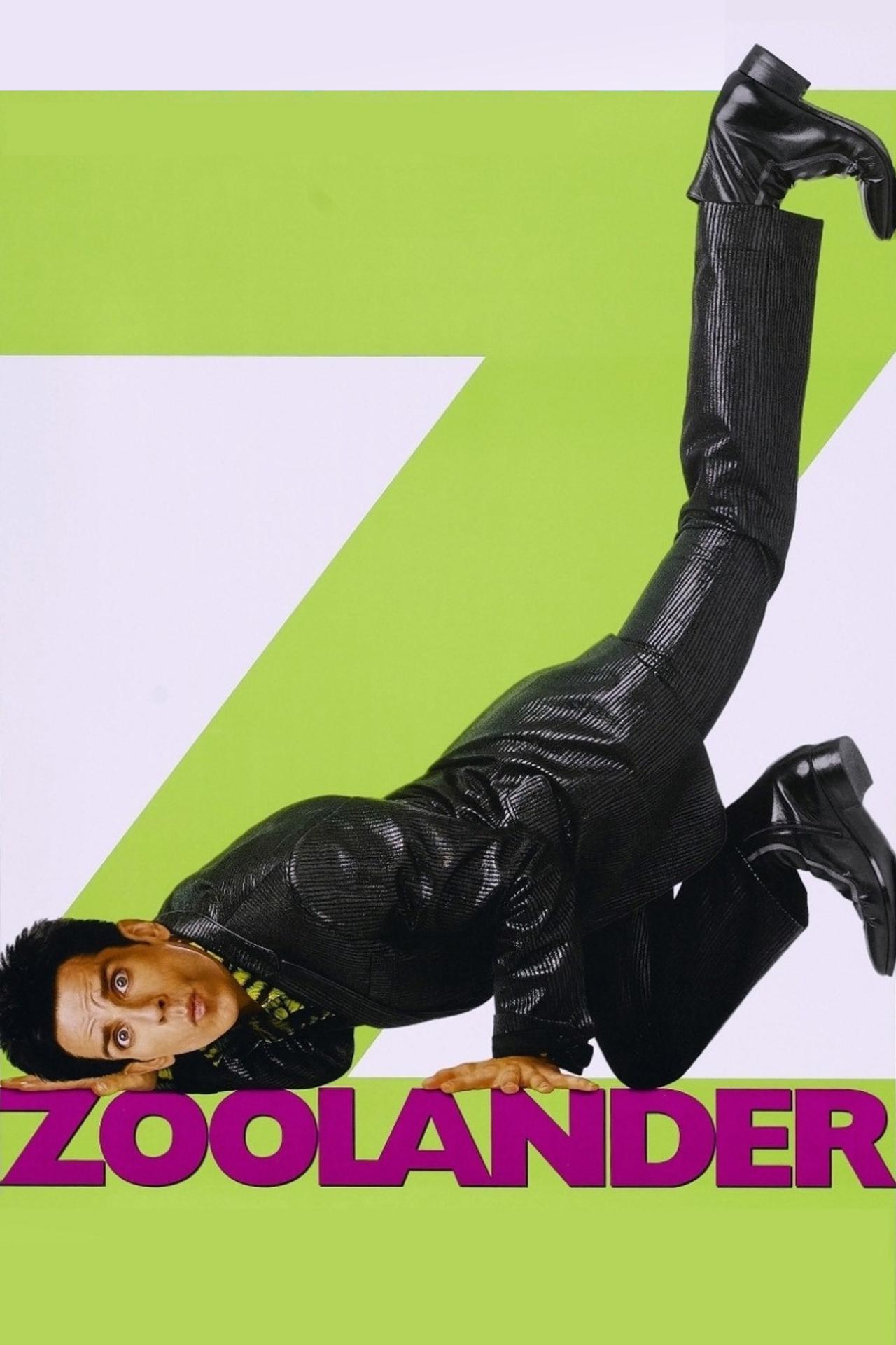 Poster for Zoolander