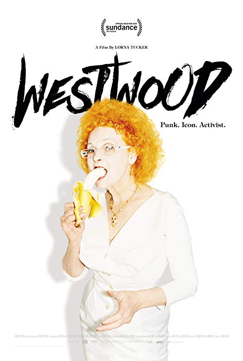 Poster for Westwood: Punk, Icon Activist