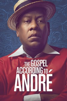 Poster for The Gospel According to Andre