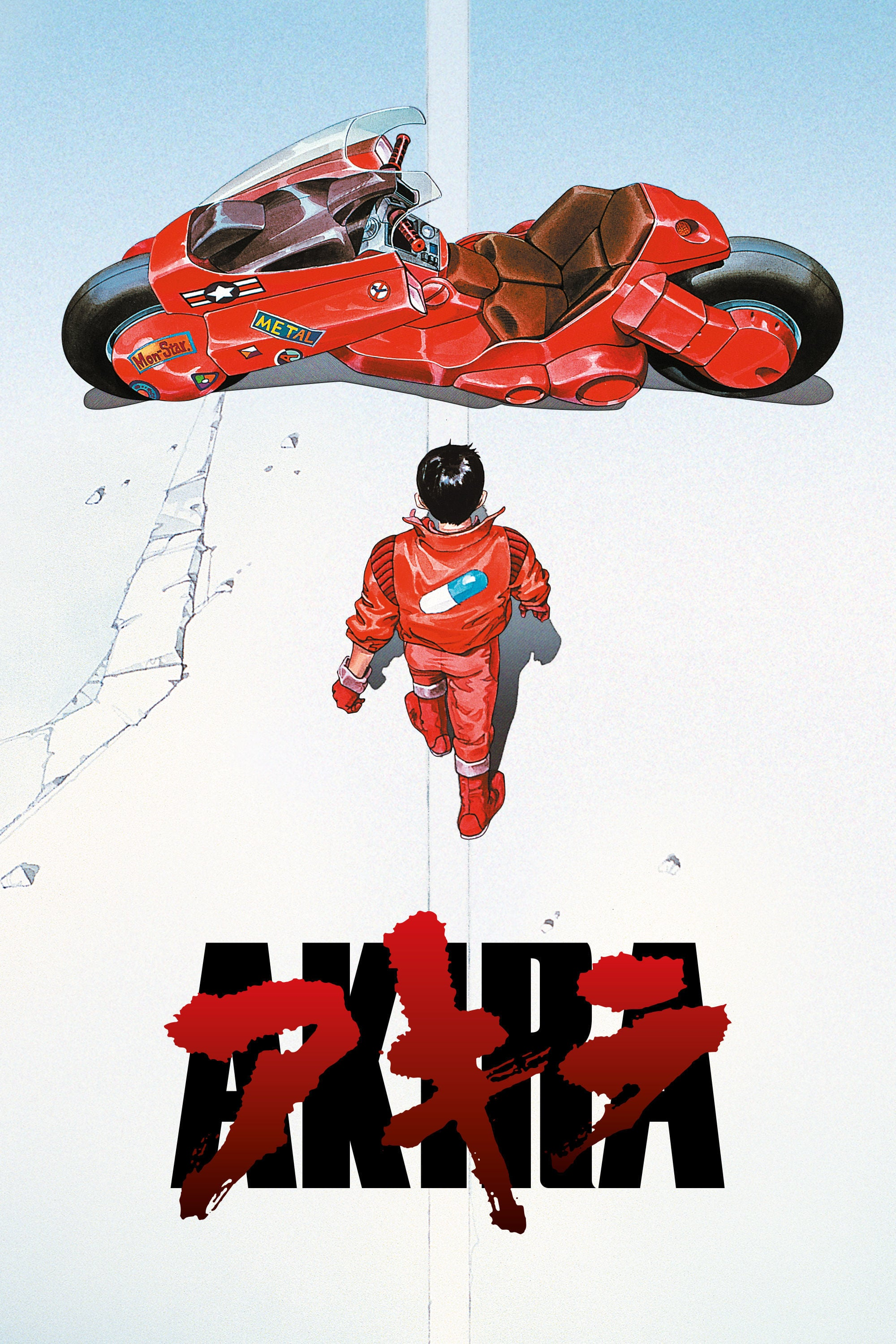 Poster for Akira (Science on Screen)