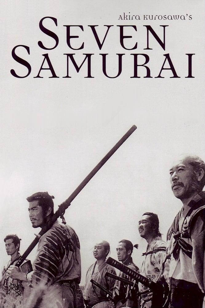 Poster for The Seven Samurai