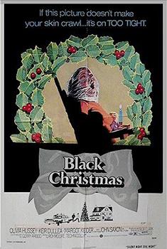Poster for Black Christmas (1974)