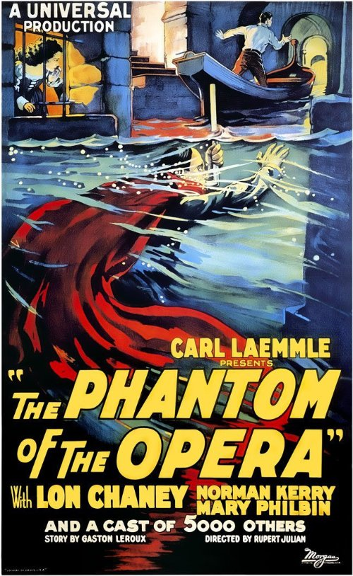 Poster for The Phantom of the Opera ()