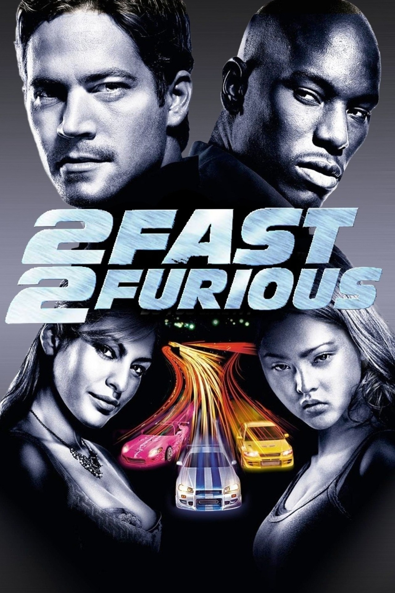 Poster for 2 Fast 2 Furious