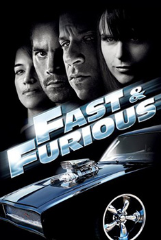 Poster for Fast & Furious