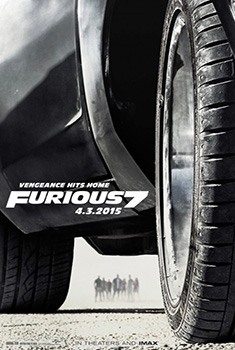 Poster for Furious 7