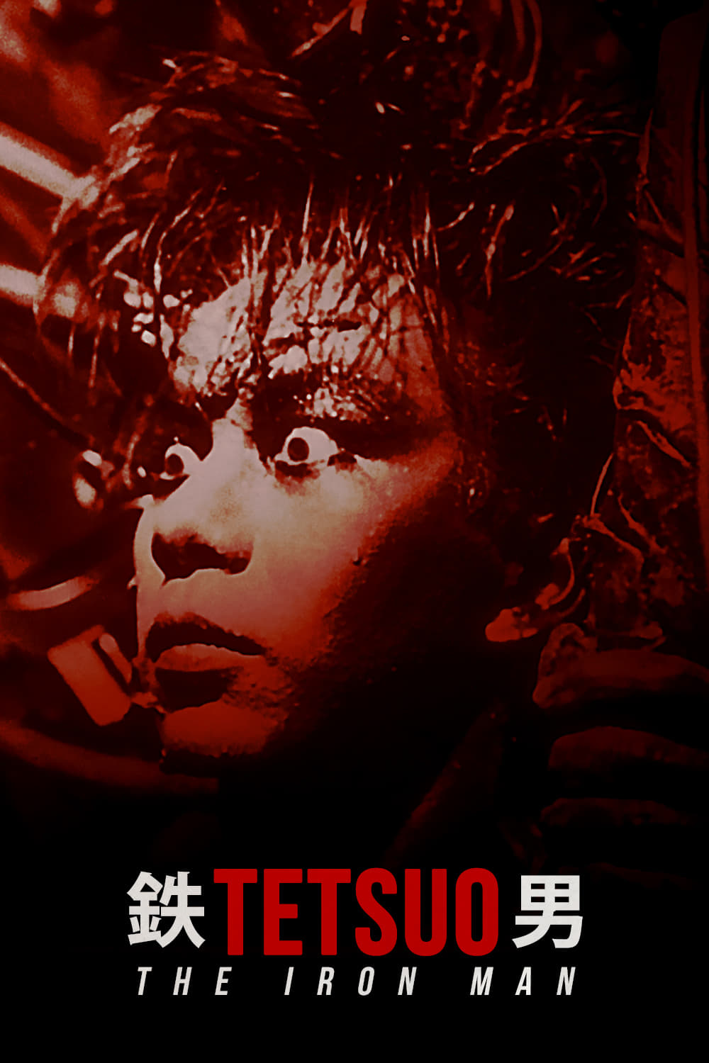 Poster for Tetsuo: The Ironman