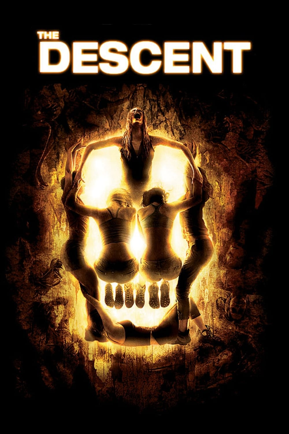 Poster for The Descent