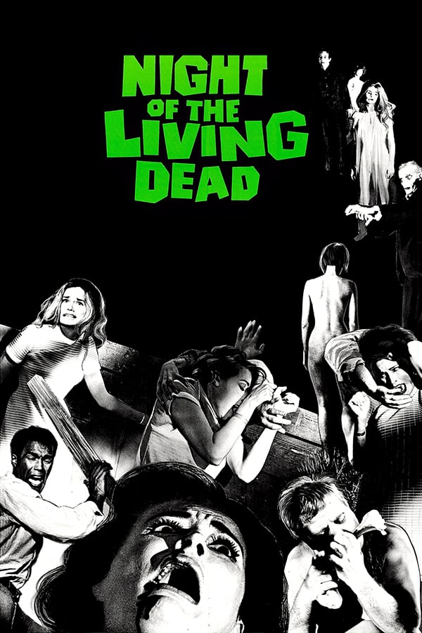 Poster for Night of the Living Dead (Night of the Living Stout!)