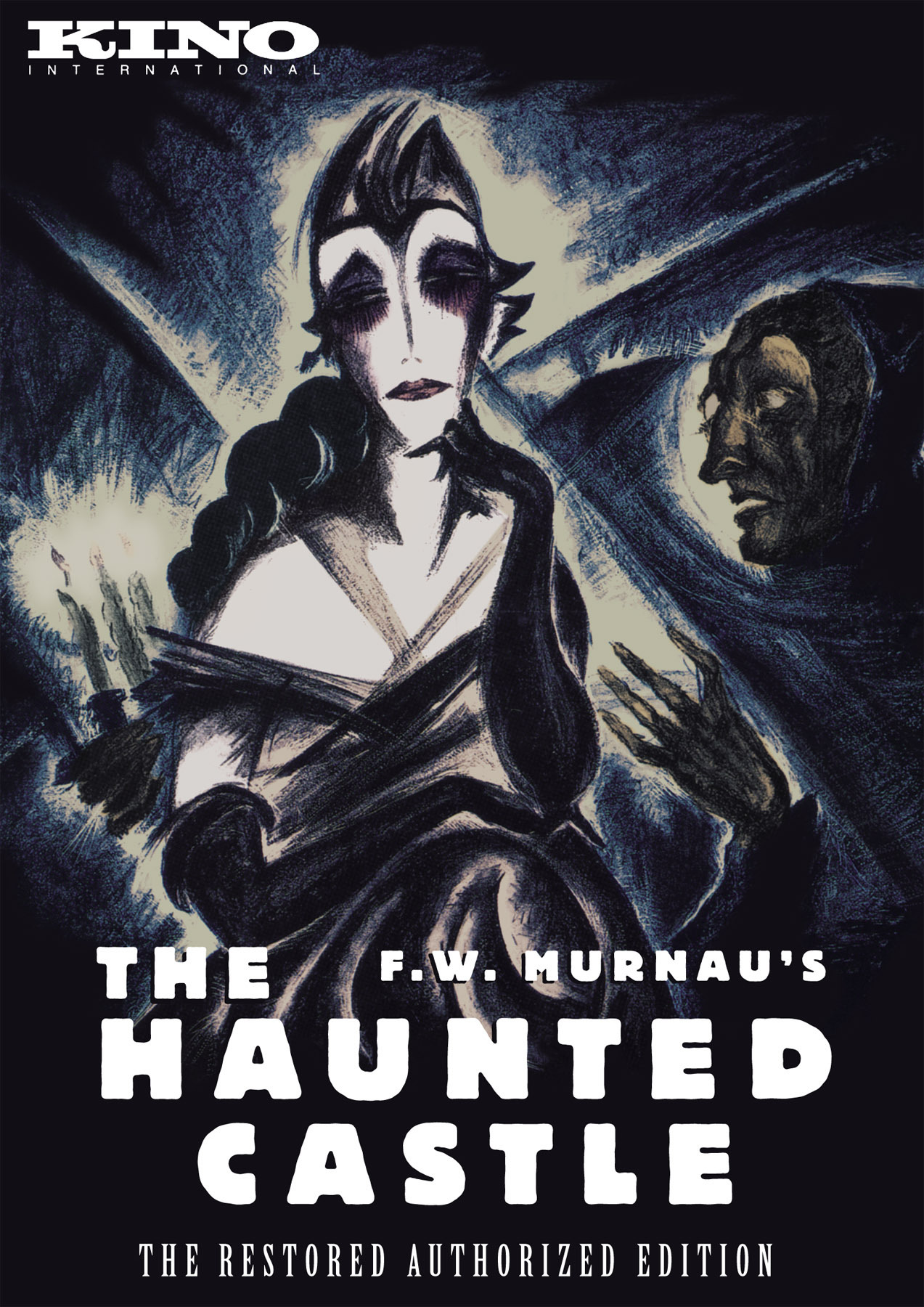 Poster for The Haunted Castle