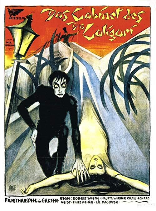 Poster for The Cabinet of Dr. Caligari ()