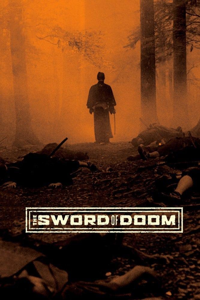 Poster for Sword of Doom (1966)