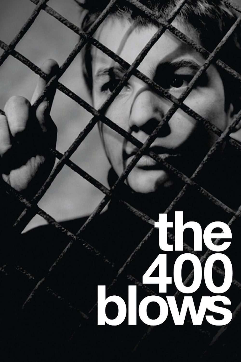 Poster for The 400 Blows
