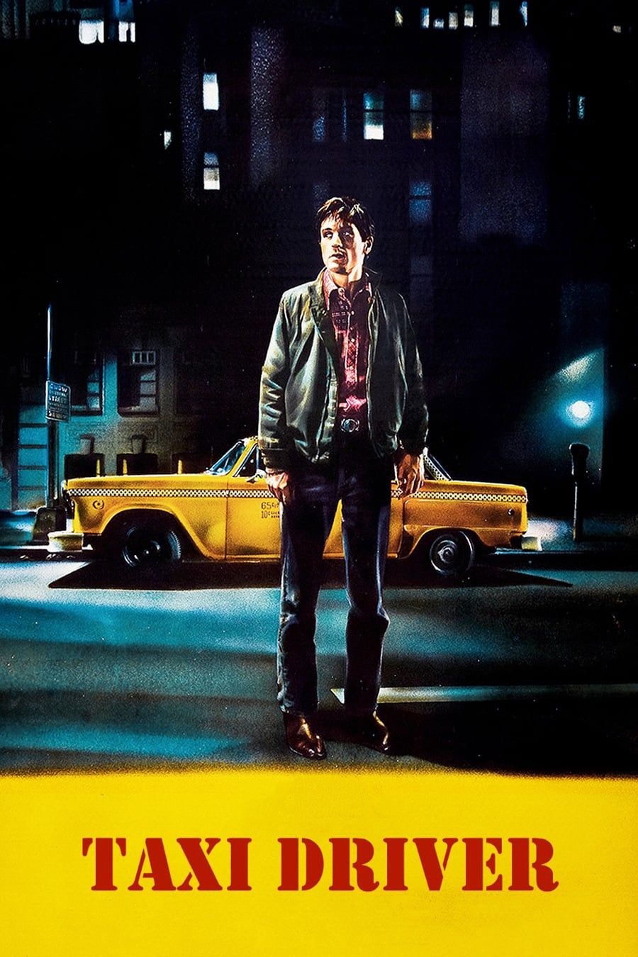 Poster for Taxi Driver