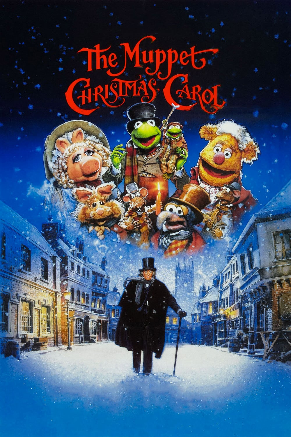 Poster for The Muppet Christmas Carol (Cereal Cinema)