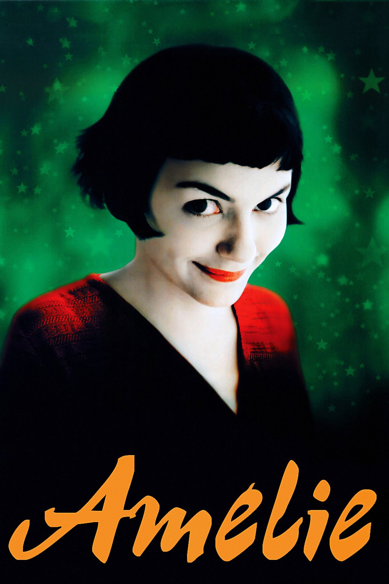 Poster for Amelie