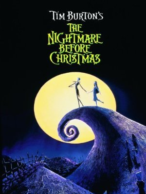 Poster for The Nightmare Before Christmas
