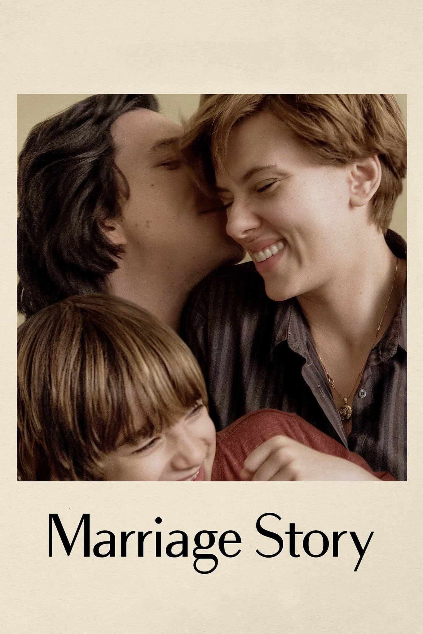 Poster for Marriage Story