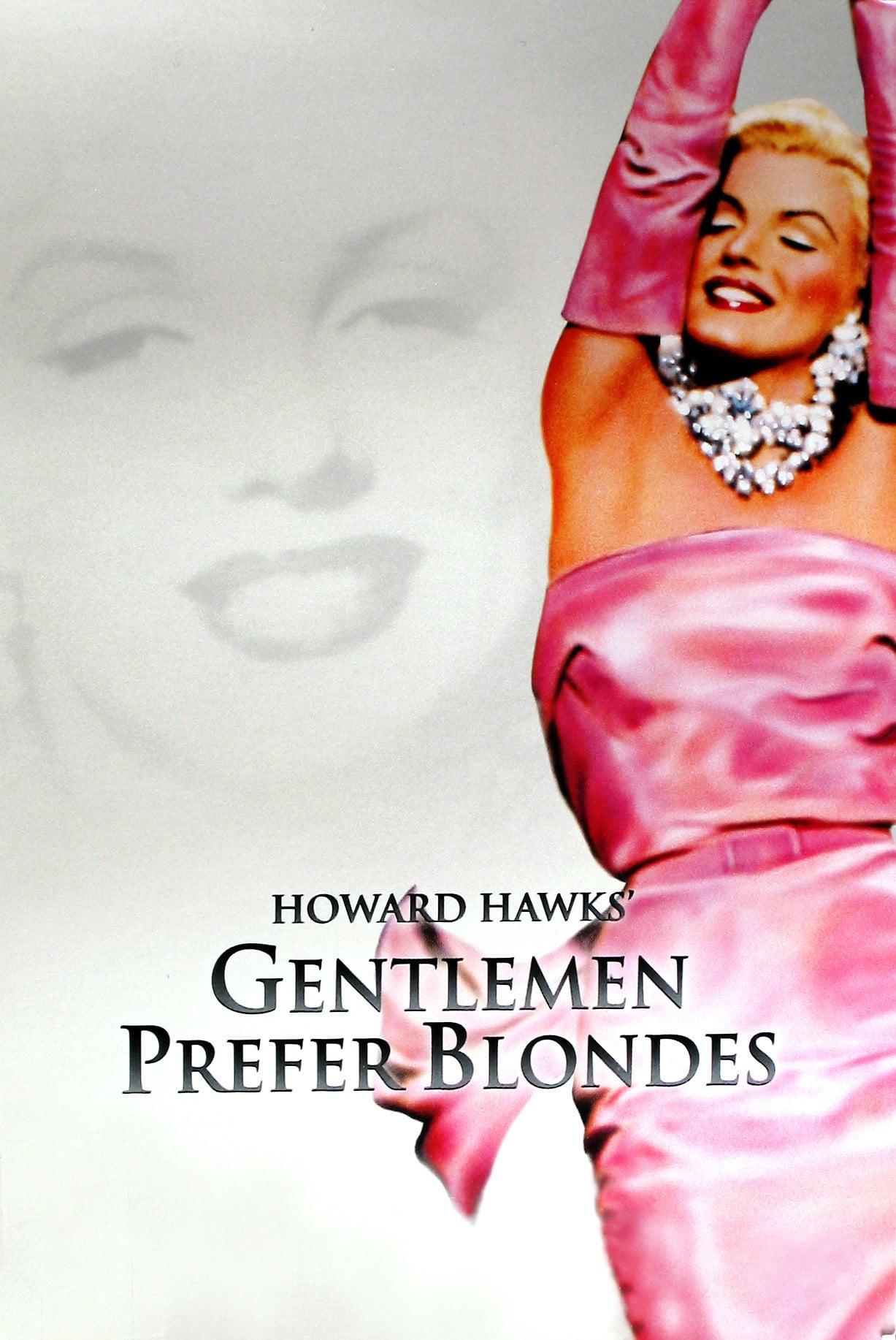 Poster for Gentlemen Prefer Blondes