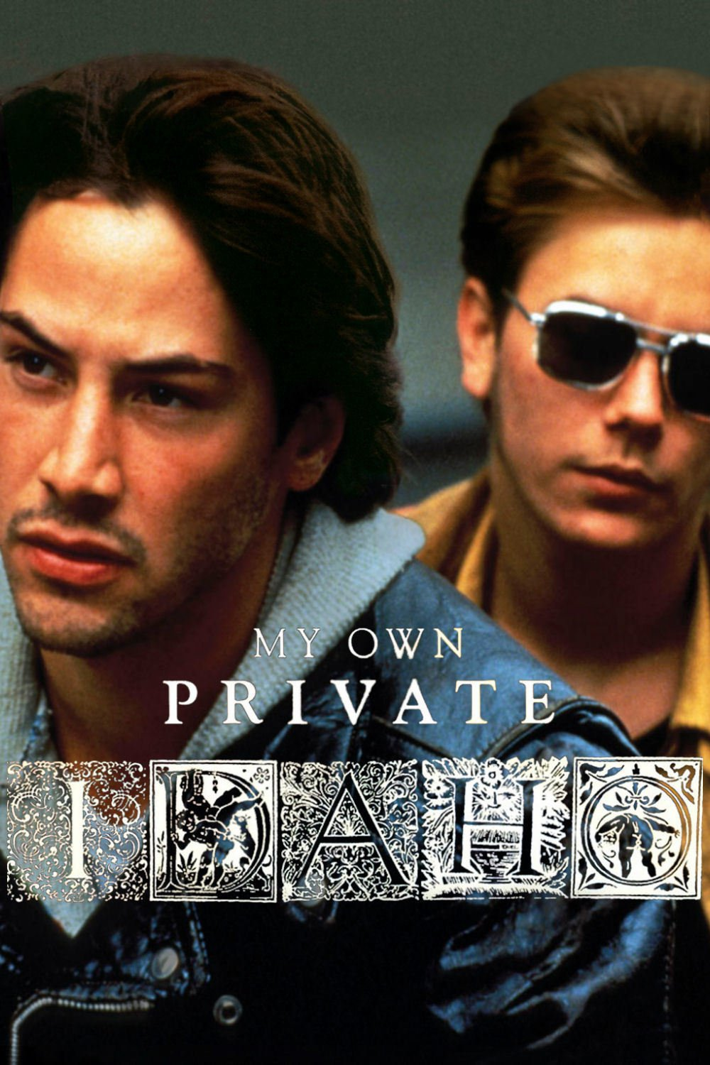 Poster for My Own Private Idaho