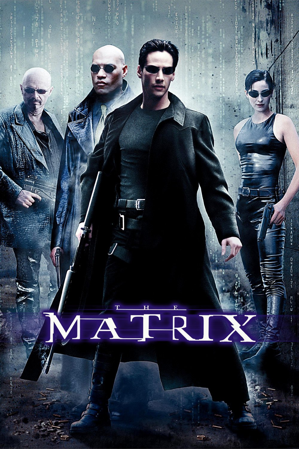 Poster for The Matrix (Science & Screen)