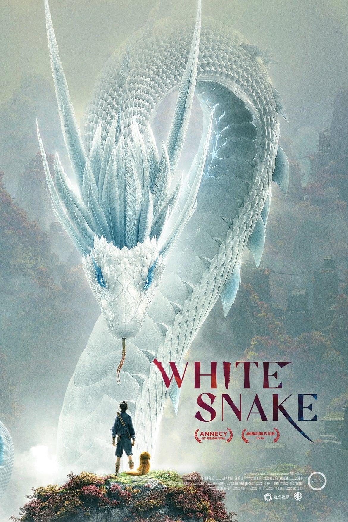 Poster for White Snake