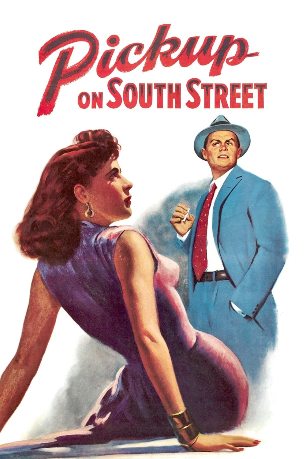 Poster for Pickup on South Street