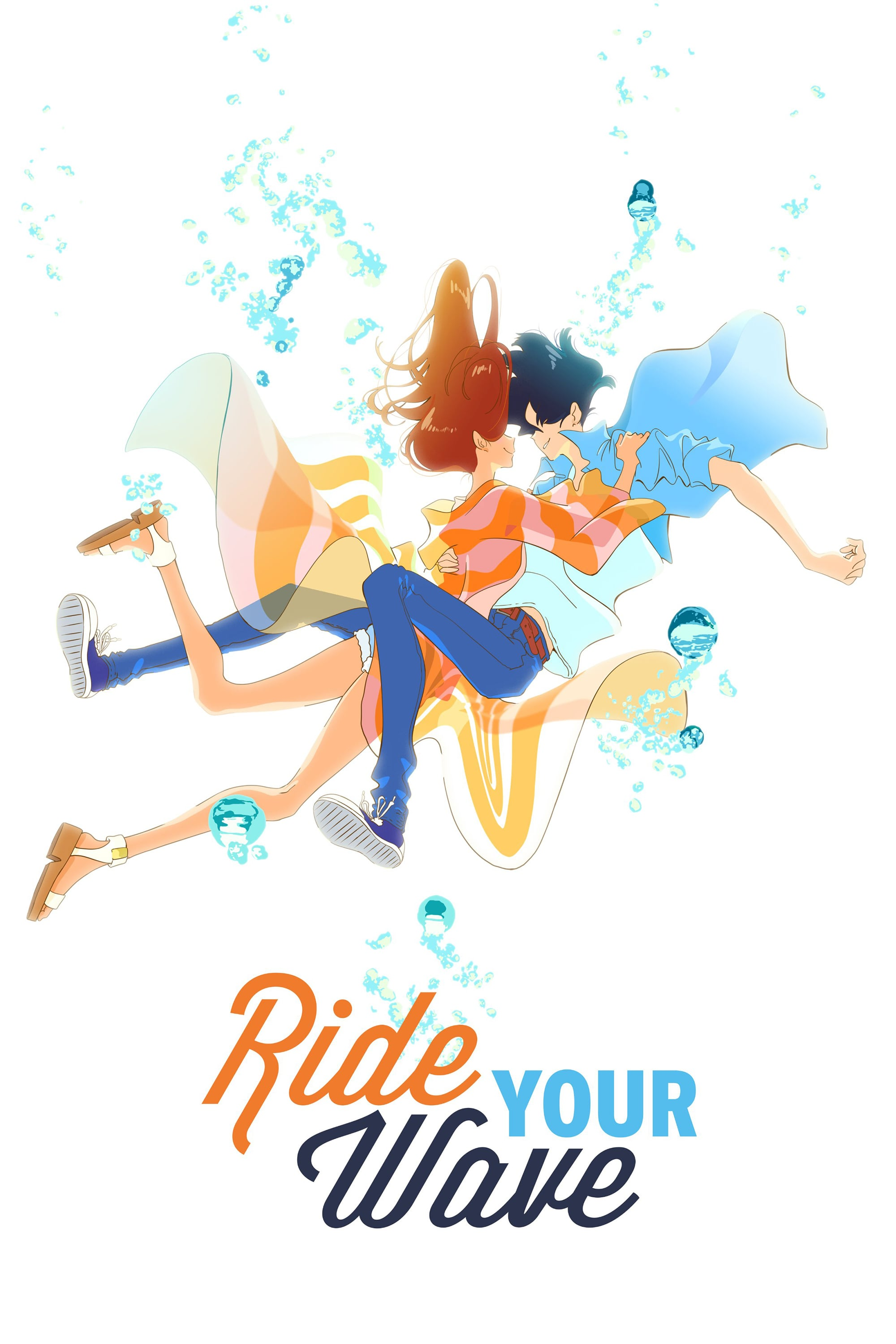 Poster for Ride Your Wave