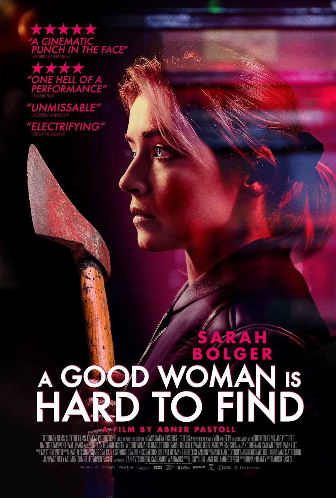 Poster for A Good Woman Is Hard To Find