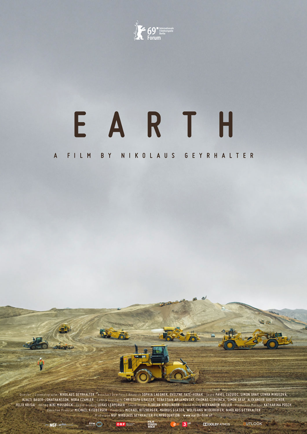 Poster for Earth