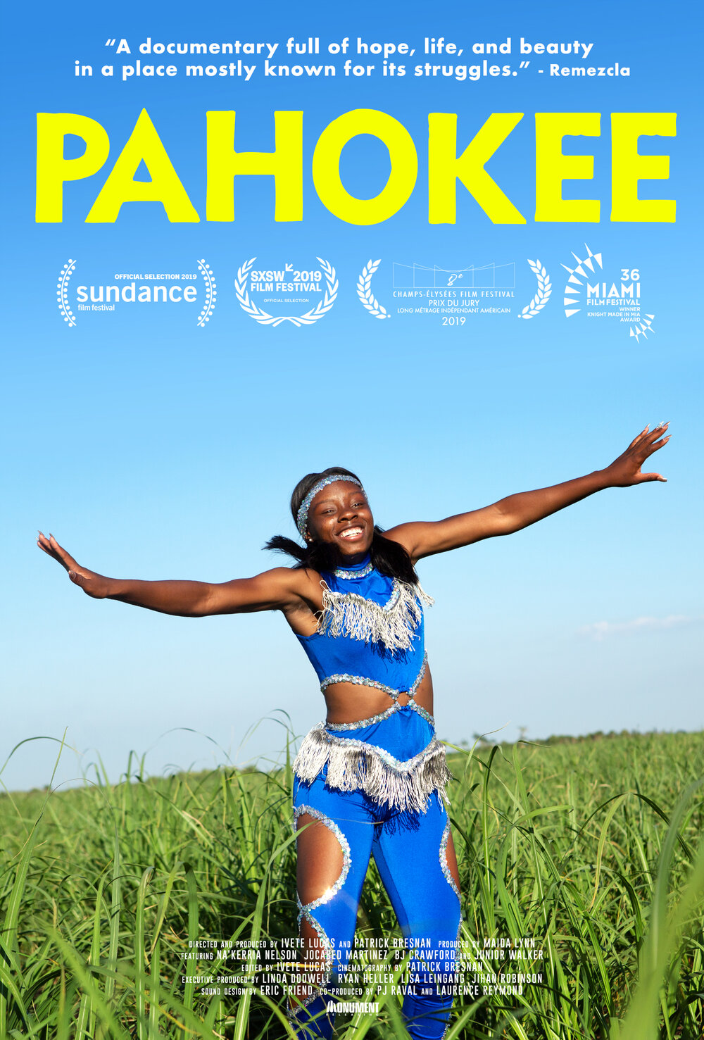 Poster for Pahokee