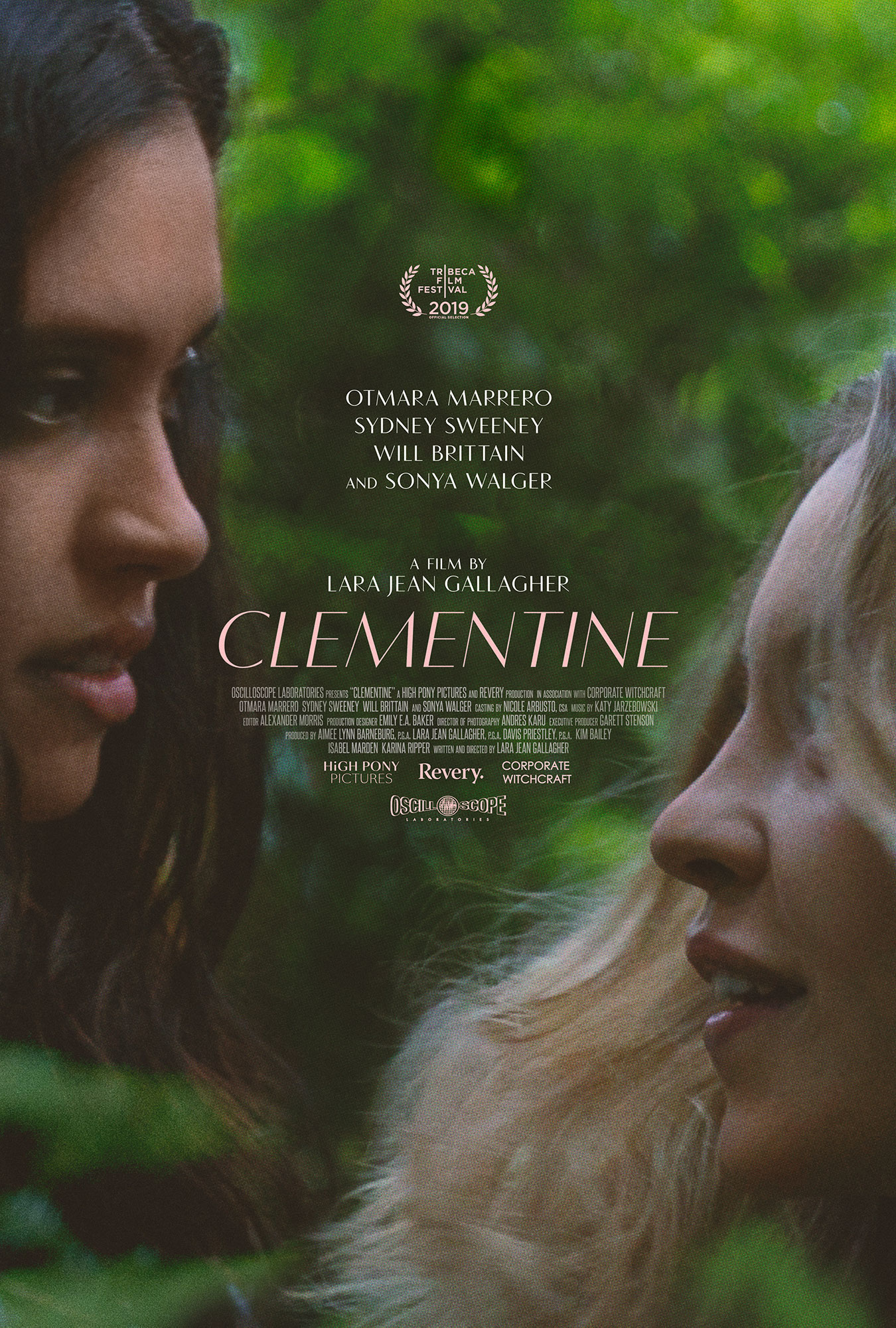 Poster for Clementine