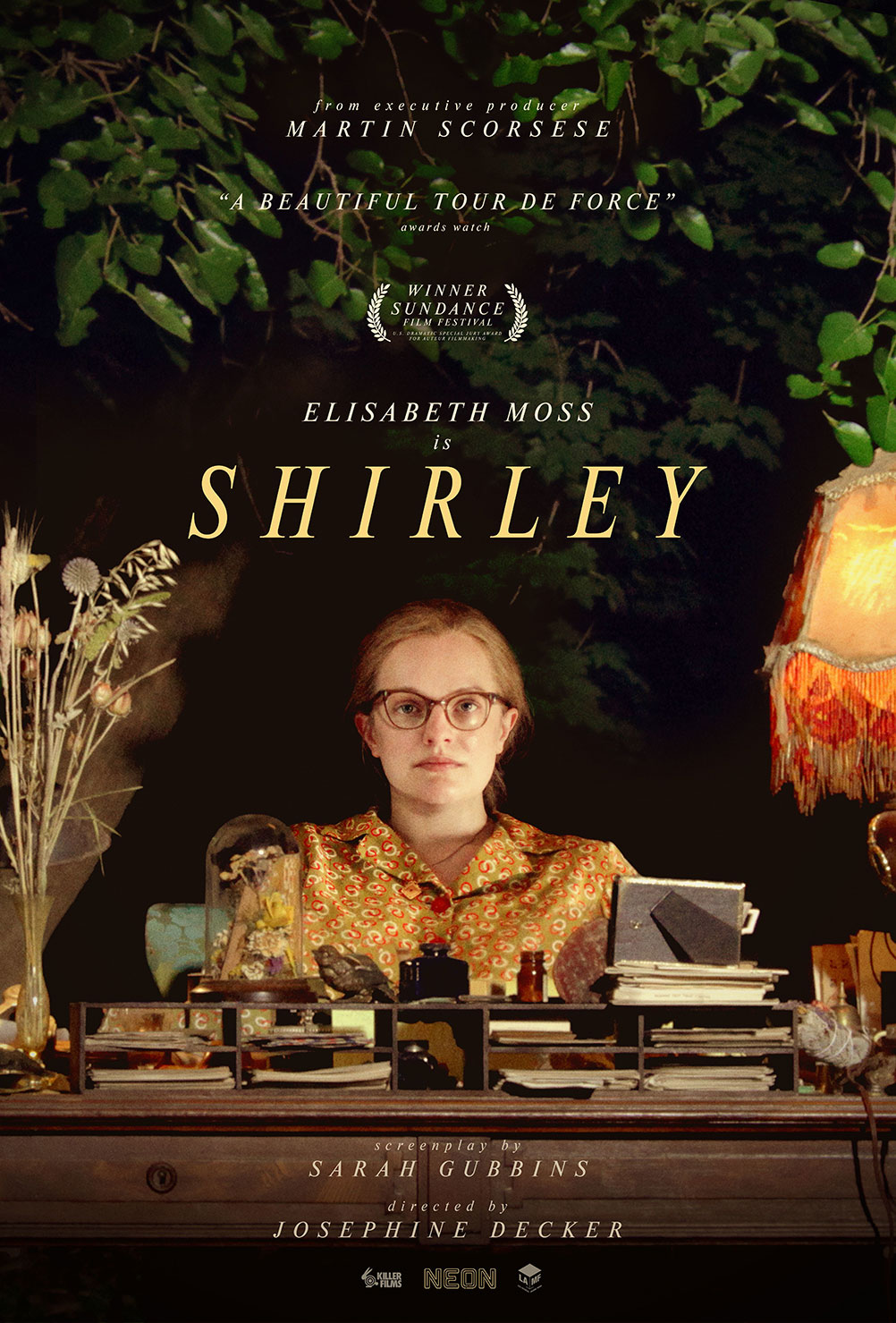 Poster for Shirley