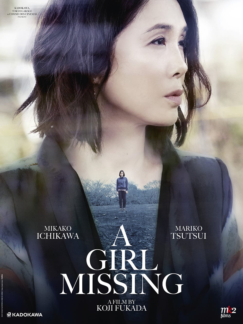Poster for A Girl Missing