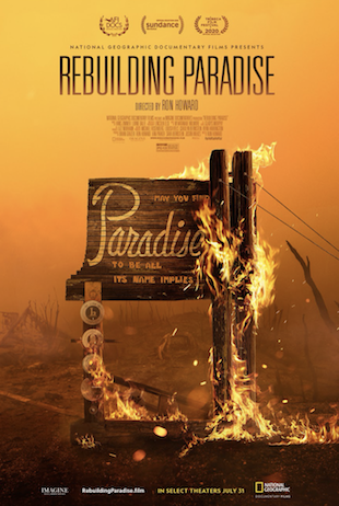 Poster for Rebuilding Paradise (Presented By PHLF)