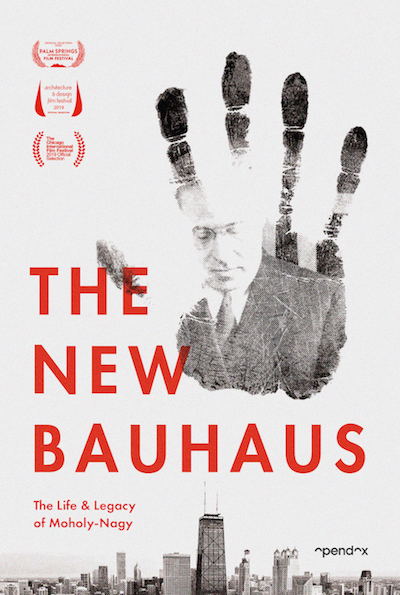 Poster for The New Bauhaus (Presented By PHLF)