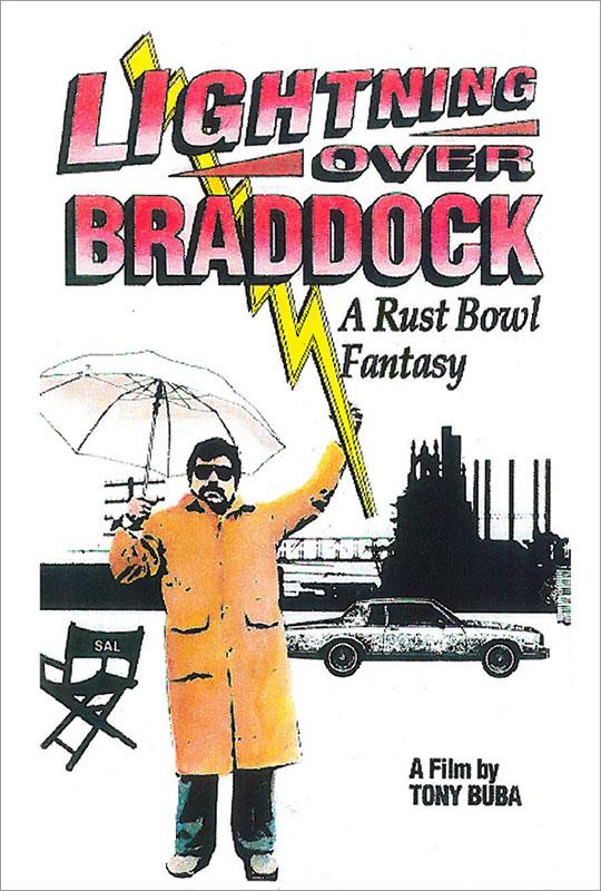 Poster for Lightning Over Braddock