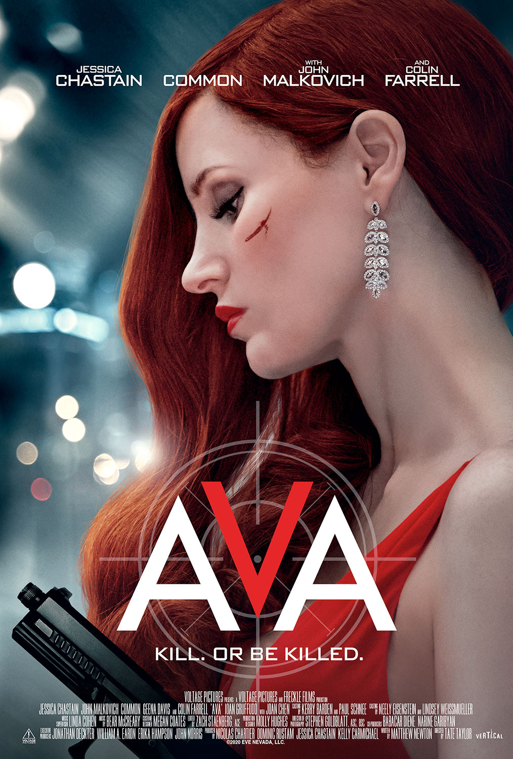 Poster for Ava