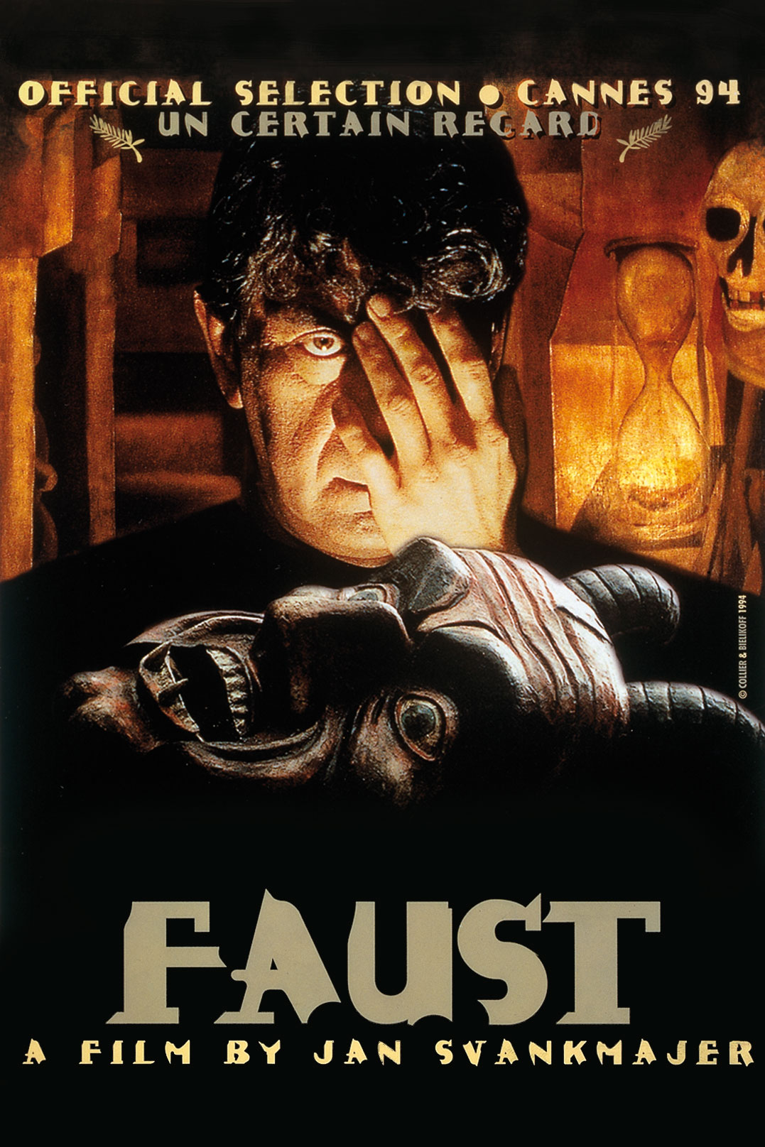 Poster for Faust (1994)