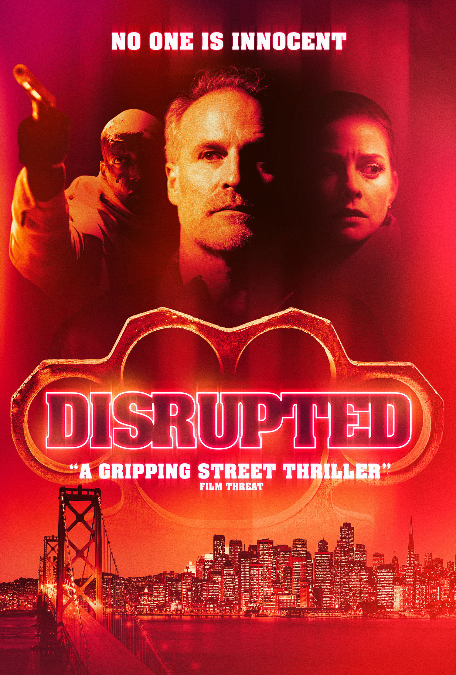 Poster for Disrupted (2020)