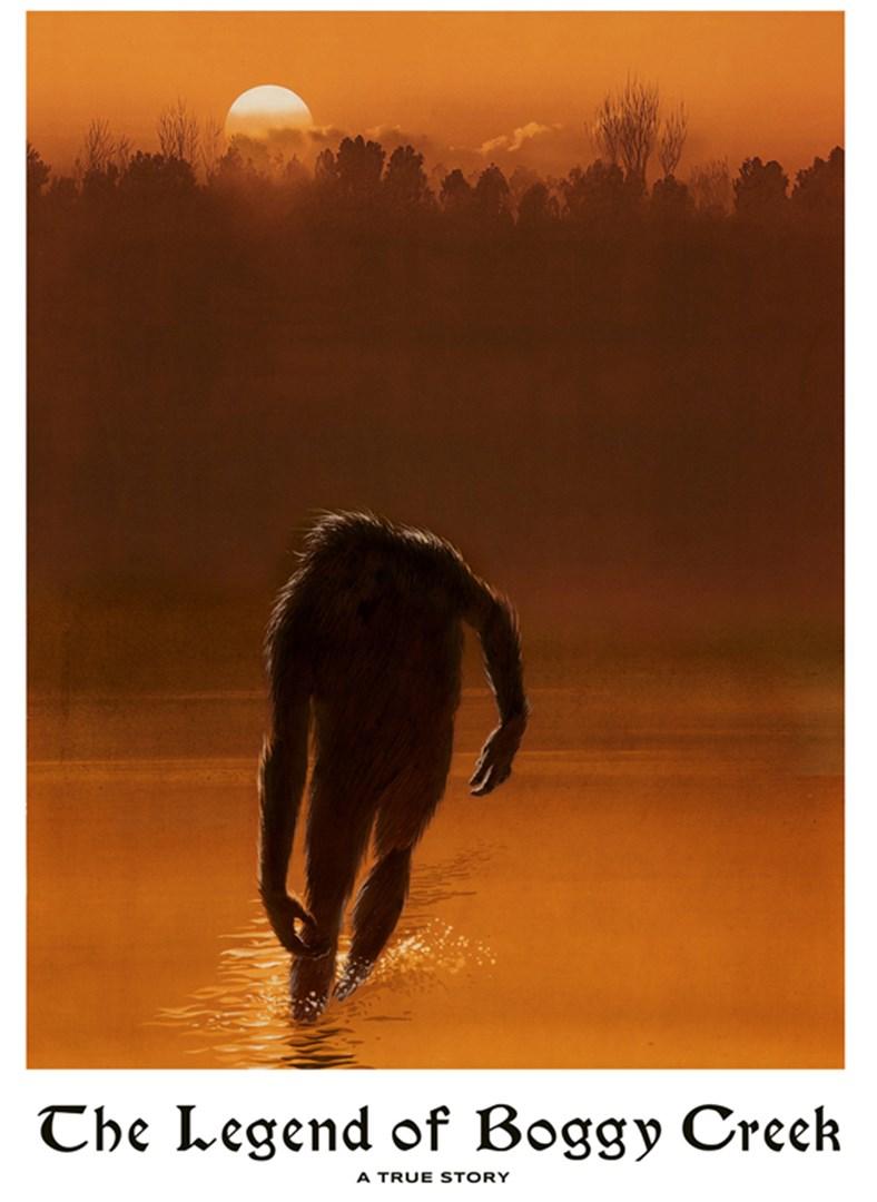 Poster for The Legend of Boggy Creek (4K Restoration)