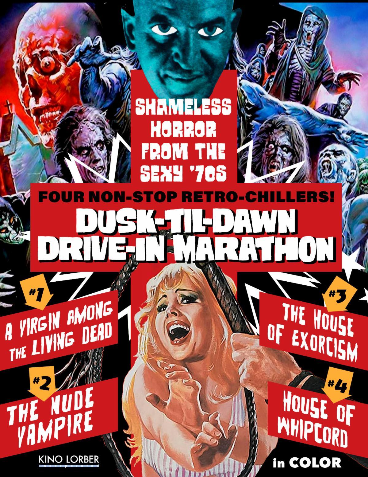 Poster for Dusk-Til-Dawn Drive-In (Marathon)