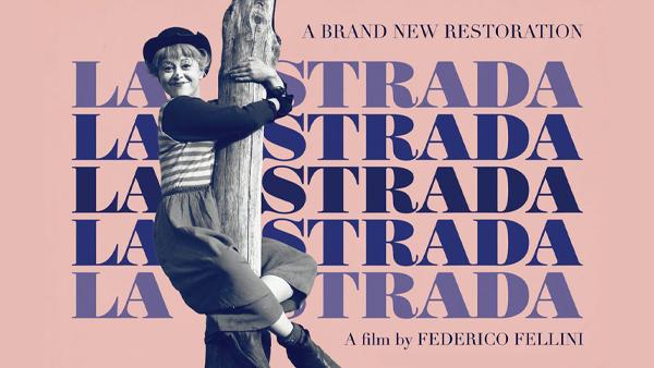 Poster for La Strada (4K Restoration)