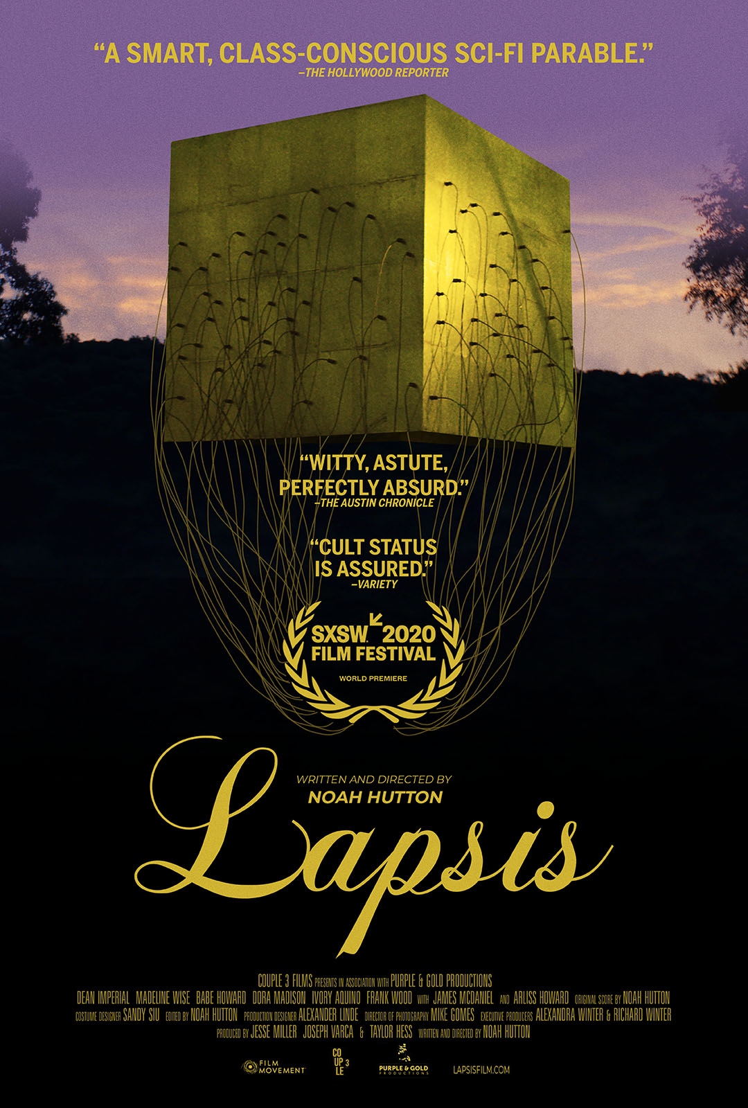 Poster for Lapsis