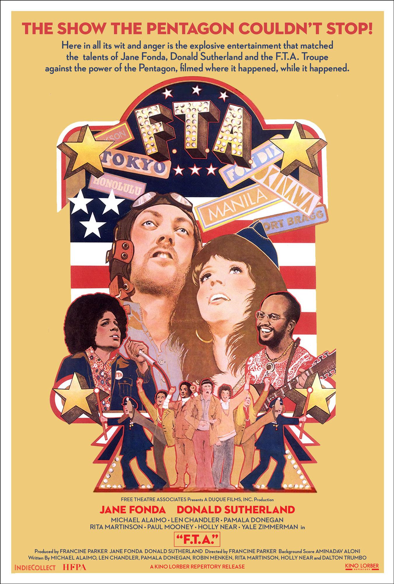 Poster for FTA