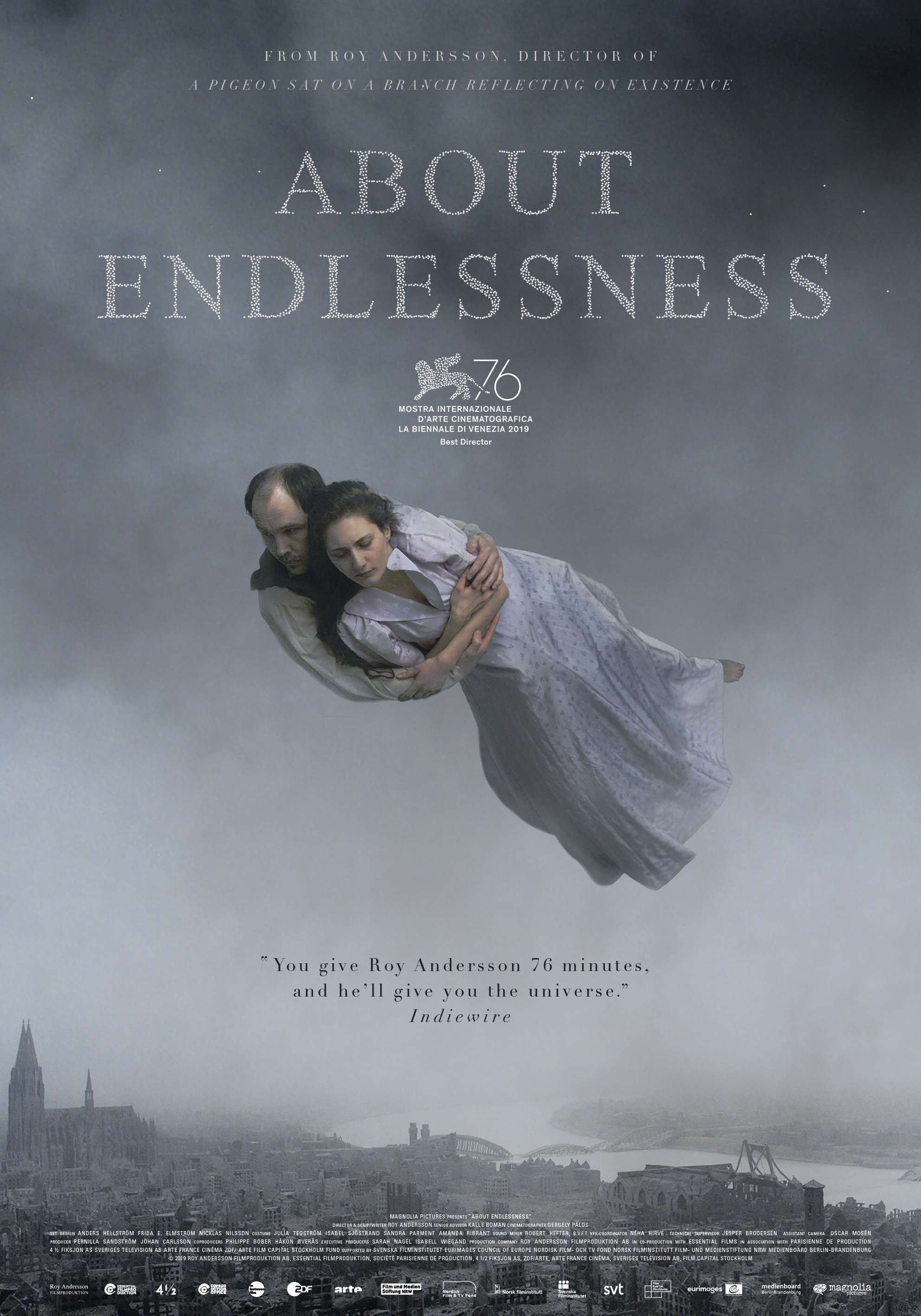Poster for About Endlessness