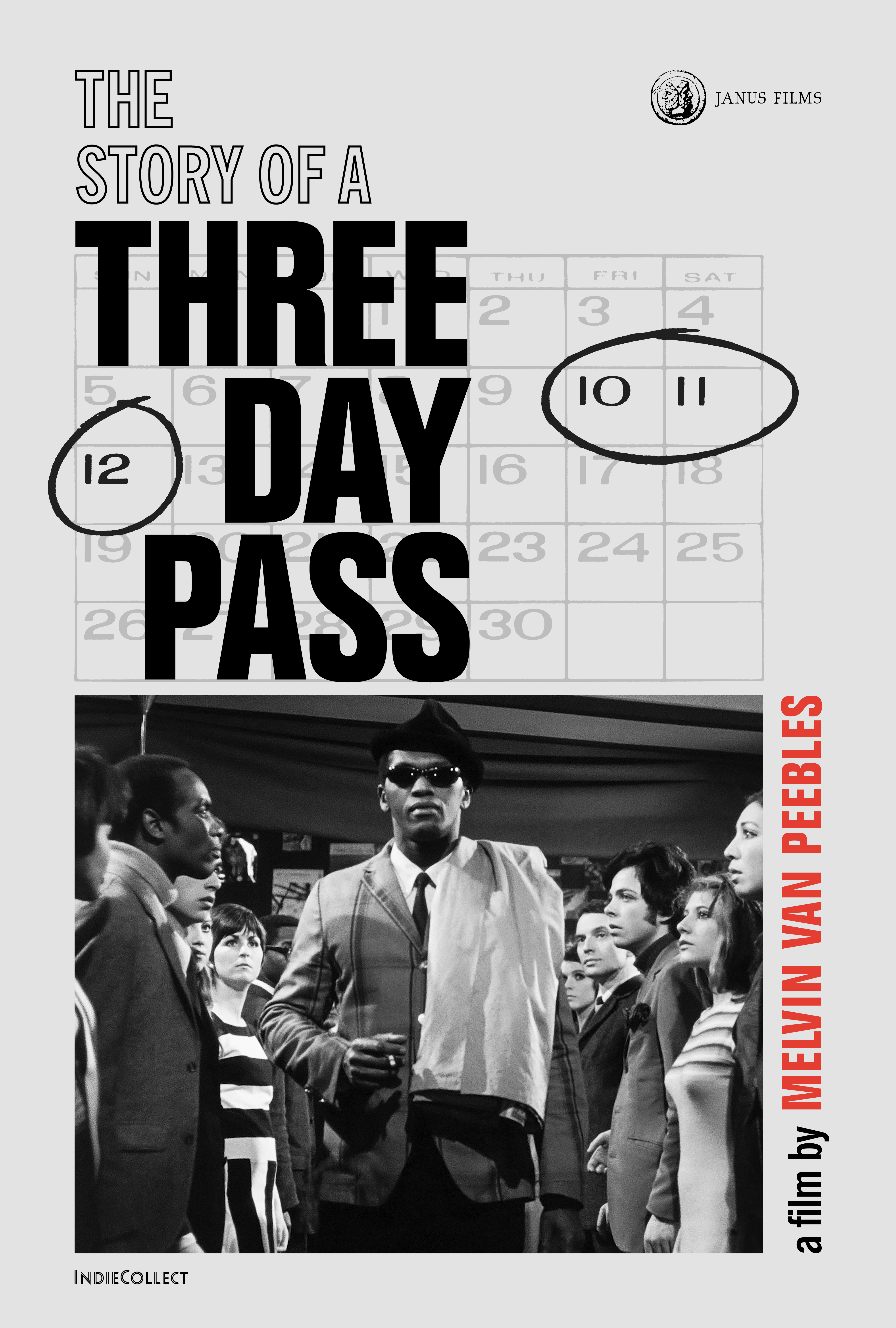 Poster for The Story of a Three Day Pass